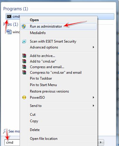 chnage windows password1 Windows 7/8 এর Password হ্যাক করুন খুব সহজে।